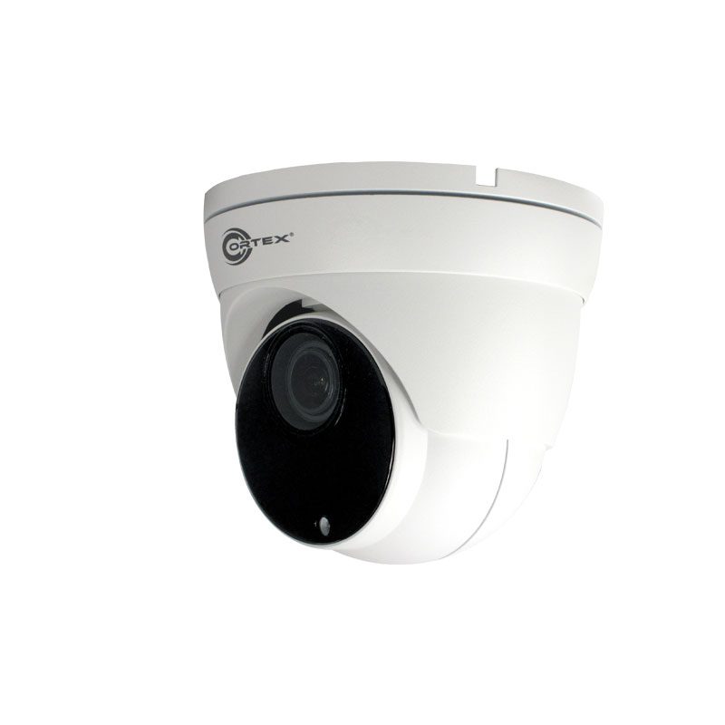 HD 1080P 3MP IP Network 2.8-12mm Focus Zoom Lens Infrared IR-CUT Dome Camera PoE