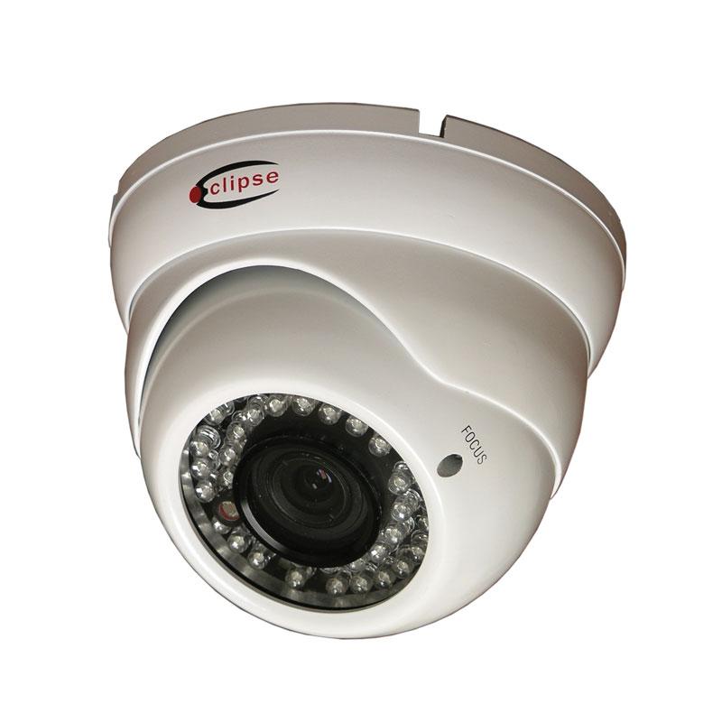 Anti Vandal Outdoor IR Turret Camera