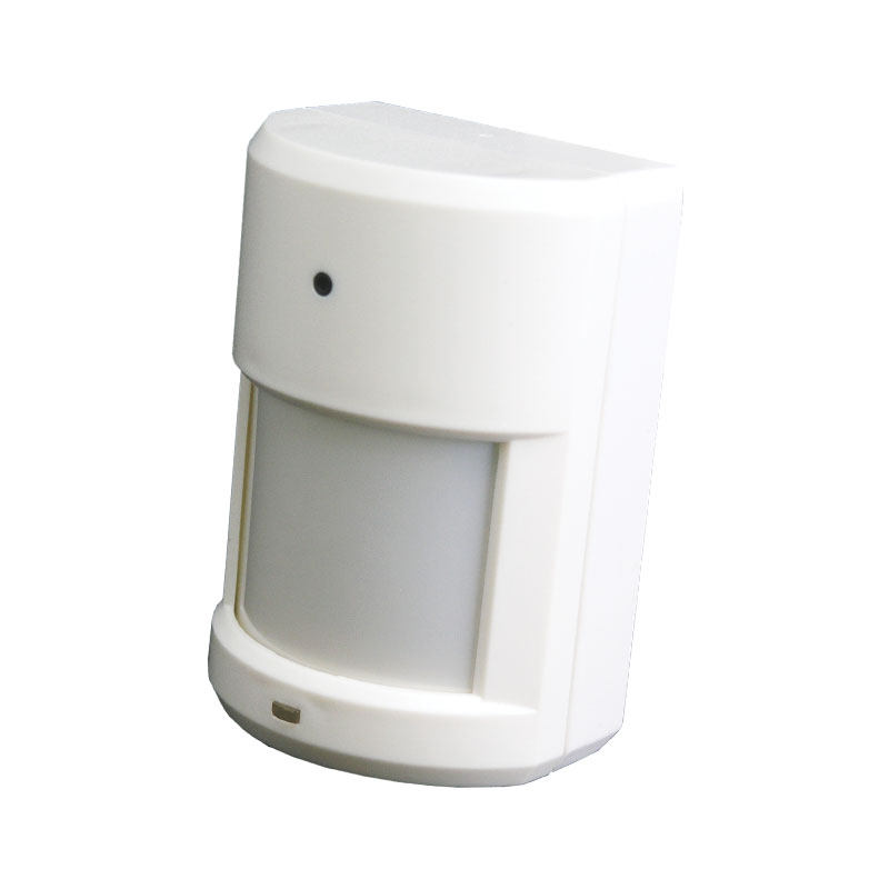 Fake Motion Detector with Hidden Day/Night Camera w/Invisible IR