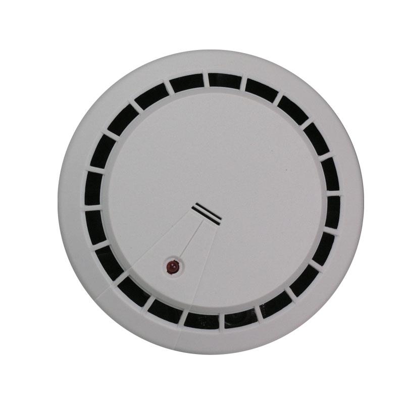 Hybrid Ahd And Analog Smoke Detector Covert Camera Wirh 4 3mm Pin Hole Lens