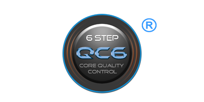 Six point quality control by Cortex CCTV security and surveillance