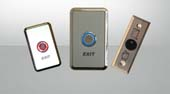BiColor access control exit-devices&