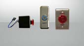 Push Button access control security door exit device