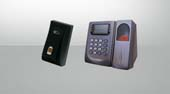Fingerprint security card readers