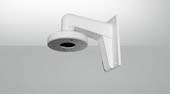 Wall mount brackets for security surveillance cameras
