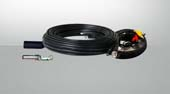 Heavy Duty security camera wire and cable accessories