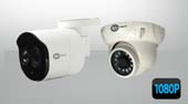 Transport Video Interface (TVI) CCTV 1080p Cameras