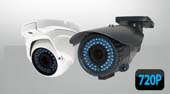 Network CCTV 720p Cameras IP security cameras