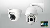 Transport Video Interface (TVI) AHD security cameras