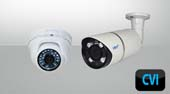 CVI security cameras