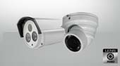 Transport Video Interface (TVI) fixed lens security cameras