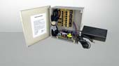 DC security cctv power supplies