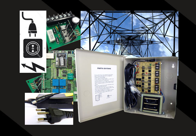 Wholesale quality CCTV security power supply products with surviellance system reliabilty quality a priority.