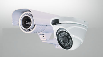 Network TVI security cameras