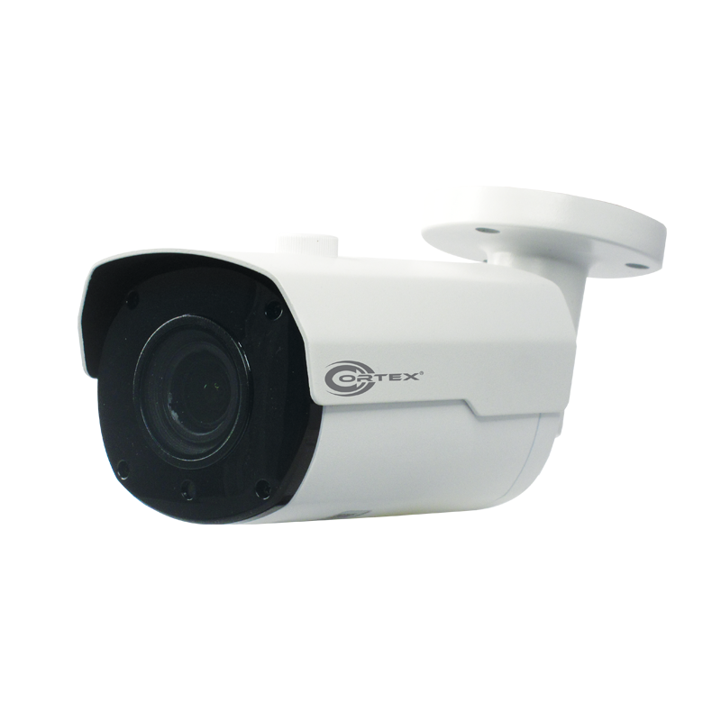 2MP Starlight Network Camera w/ Motorized Zoom