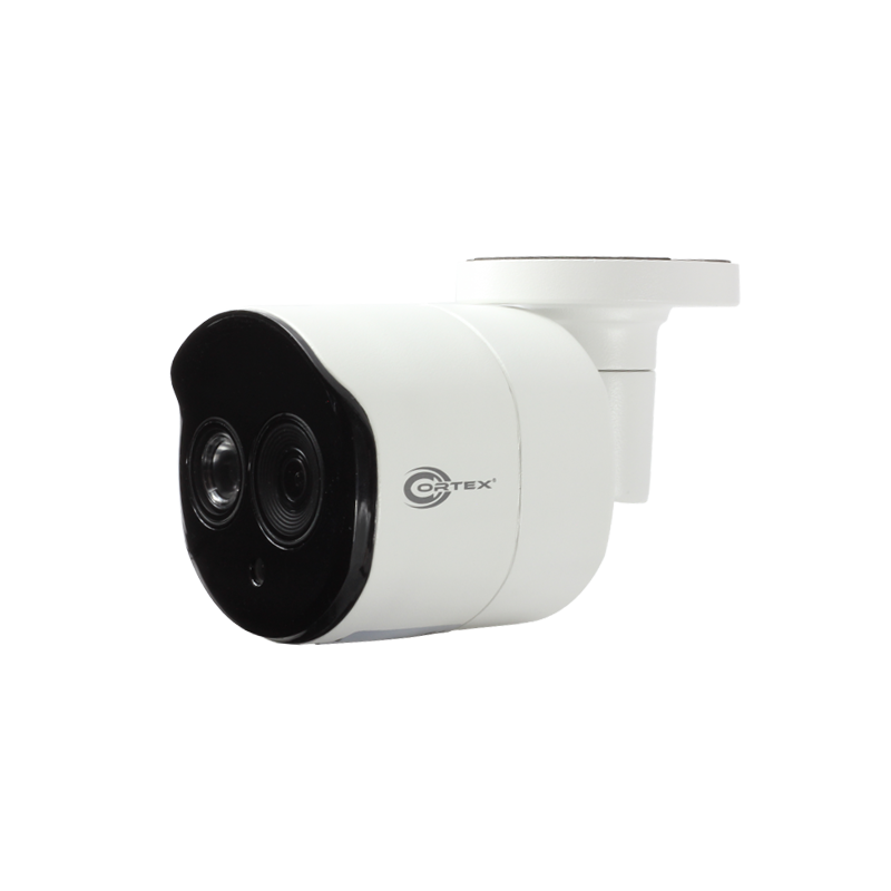 Medallion 8MP Varifocal Network Camera w/ Dragonfire® IR