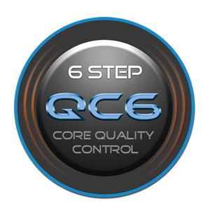 Six point quality control by Cortex CCTV securtiy and surveillance