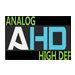 AHD Analog High Definition Cortex®  security products