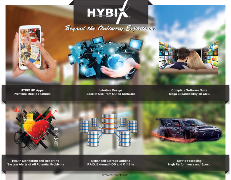 Hybix® Beyond the Ordinary Experience