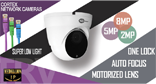 Cortex surveillance security 4K 8mp 4mp 2mp and infrared options