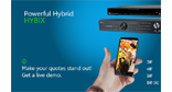 Cortex® powerful hybrid four in one network and digital technology