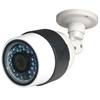 Front view 1080p hybrid 4 way Outdoor Bullet Camera with Metal (Aluminum) housing CCTV Camera