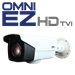 1080p TVI Outdoor IR Bullet CCTV Camera with Digital Zoom  - KT-c2Br5M50XIR