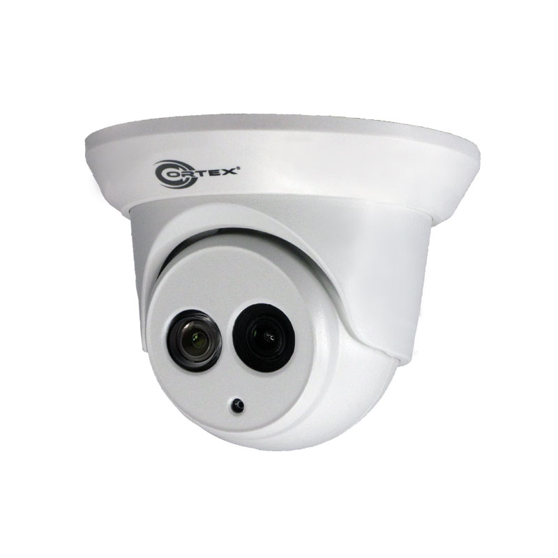 Medallion 2MP Network Camera with Dragonfire® IR H.265 and Wide Angle Lens