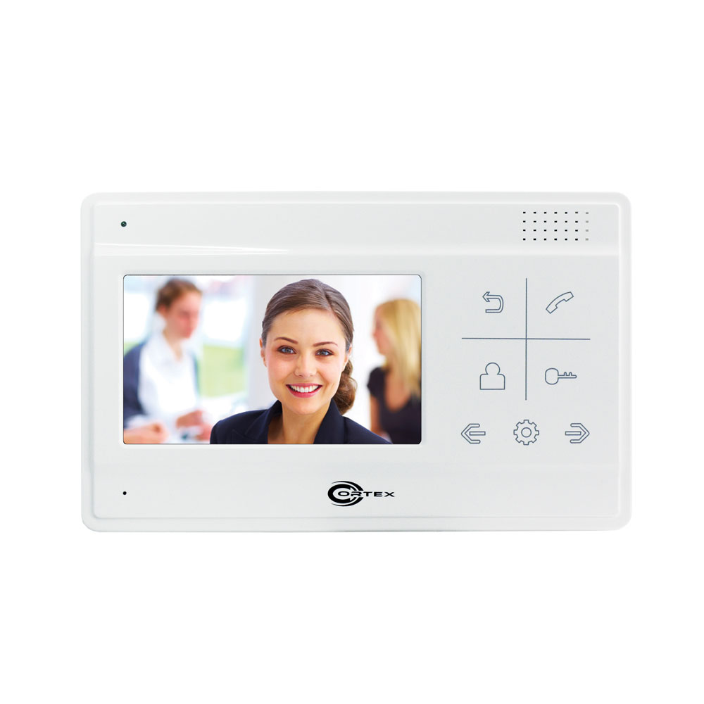 4.3 inch Color LCD Video Door Phone from Cortex®