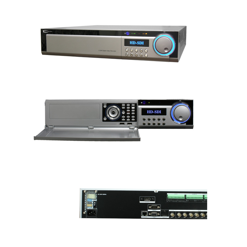 4 Channel HD-H.264 Standalone DVR
