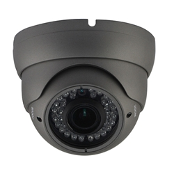 720p CVI Outdoor Dome with 2.8-12mm HD VF Lens  720p camera,outdoor dome,outdoor,megapixel sensor,varifocal lens,CVI,HD lens, transmission distance, service life