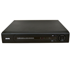 8 Camera 1080P and 720p Realtime AHD DVR 8ch, 8 channel, dvr, 1080p, 720p, AHD, realtime