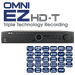 8 Channel Dual Stream H.264 HD-TVI DVR/NVR - KT-TRF8