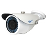 "Side front view IR Outdoor Bullet 960H Security Camera w/ 1/3"" 2.8-12mm VF Lens"