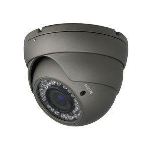 Advanced Low Light SDI Dome Security Camera with Smart Noise Reduction
