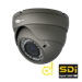 Advanced Low Light SDI Dome Camera with Smart Noise Reduction, QC6® Tested and approved
