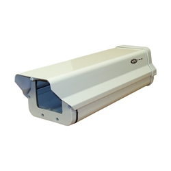 CCTV Steel Camera Housing w/ Easy Open Latch