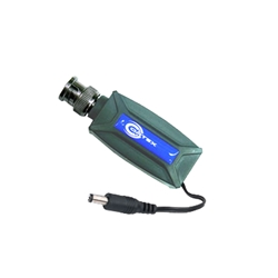 Compact Video Balun Transmitter Filter Single Channel, Passive, Video Transceiver,