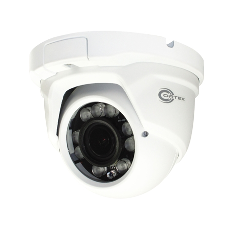 EX-SDI  Security Camera 1080p High Definition 2.8-12mm varifocal lens with  Dragonfire® Infrared