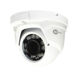 EX-SDI  Security Camera  High Definition 2.8-12mm varifocal lens with  Dragonfire® Infrared
