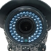 IR array HD 720p AHD Outdoor Bullet Infrared Camera with Metal (Aluminum) housing and 2.8~12mm lens