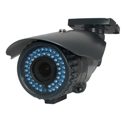 HD 720p AHD Outdoor Bullet Infrared Camera with Metal (Aluminum) housing and 2.8~12mm lens