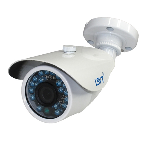 720p CVI Bullet CCTV HD Security Camera w/ 3.6mm Fixed Lens