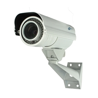 Front photo  VF Anti Vandal IR Outdoor Bullet SDI Security Camera with 5-50mm lens