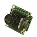 High Res. Color CCTV Security Board Camera with 3.7mm Pinhole Lens - ECL-454P