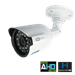 H97E Hybrid AHD and Analog Bullet Camera with 3.6mm fixed lens and  80 feet IR Range