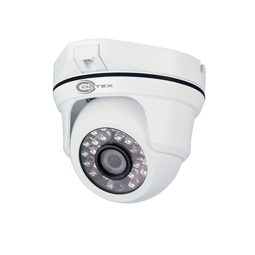 HF55M series outdoor IR dome camera is designed for high performance without sacrificing quality