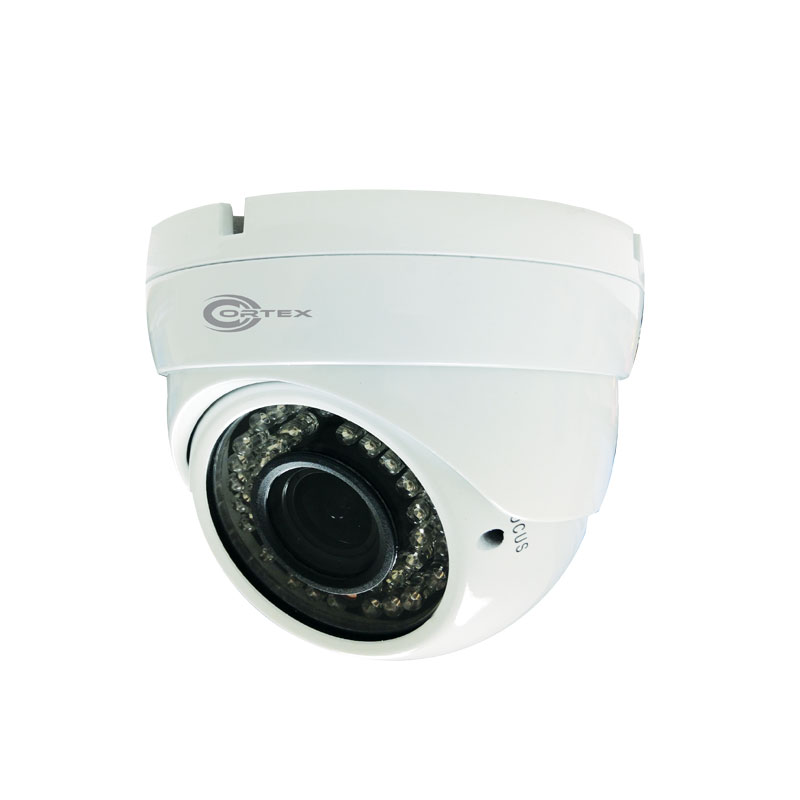 Cortex Hf88 Hybrid AHD 2.8-12mm Varifocal Outdoor CCTV Dome