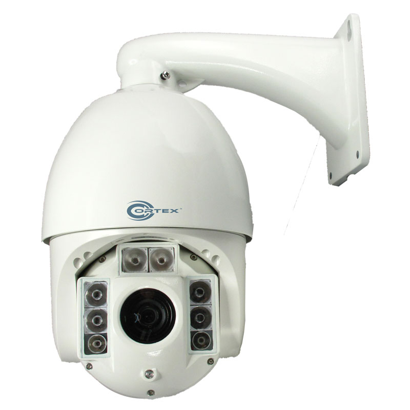 1080p AHD Outdoor IR PTZ Camera with 33x Optical Zoom