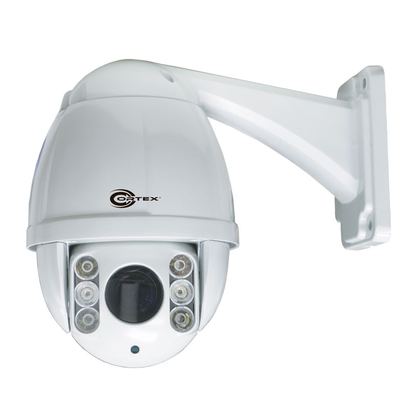 1080p AHD Outdoor 10x zoom PTZ Camera with IR